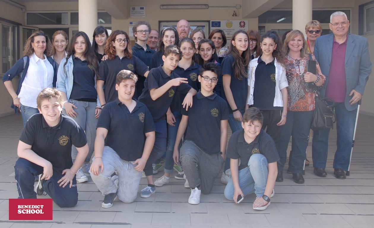 Attestati_Benedict_School_Pomigliano_2