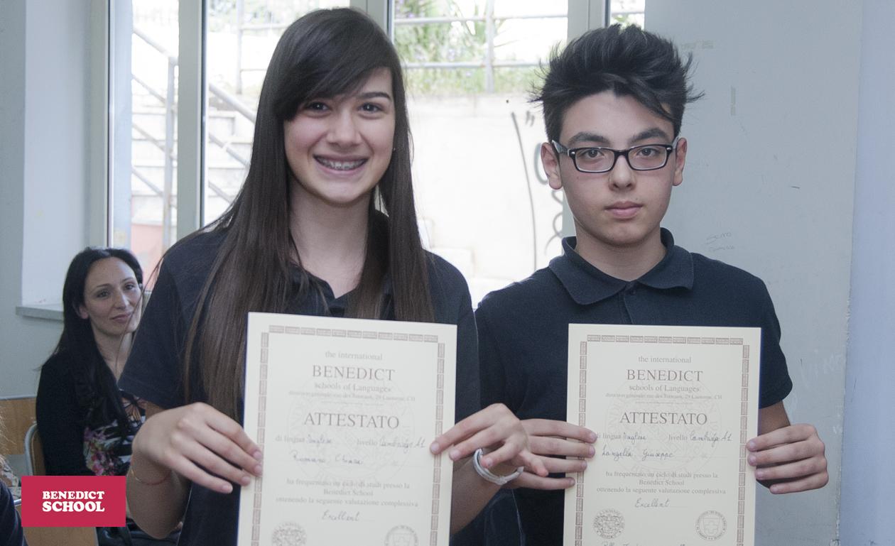 Attestati_Benedict_School_Pomigliano_Serau_6