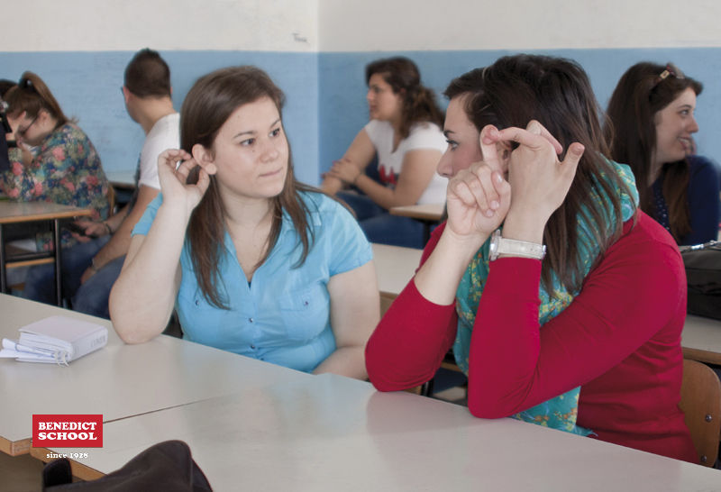 Benedict School @ EUROPA19