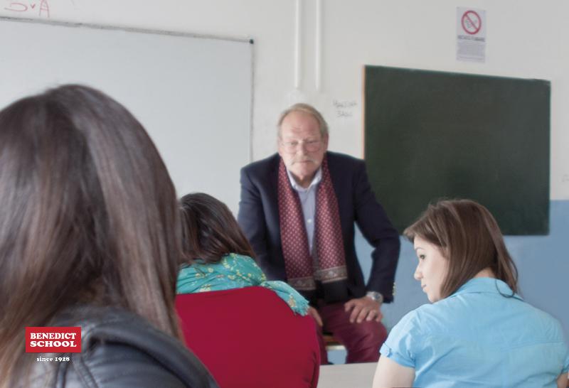 Benedict School @ EUROPA22