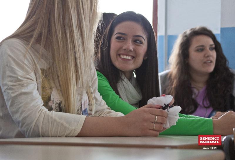 Benedict School @ EUROPA8