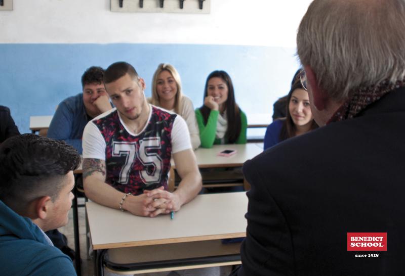 Benedict School @ EUROPA9
