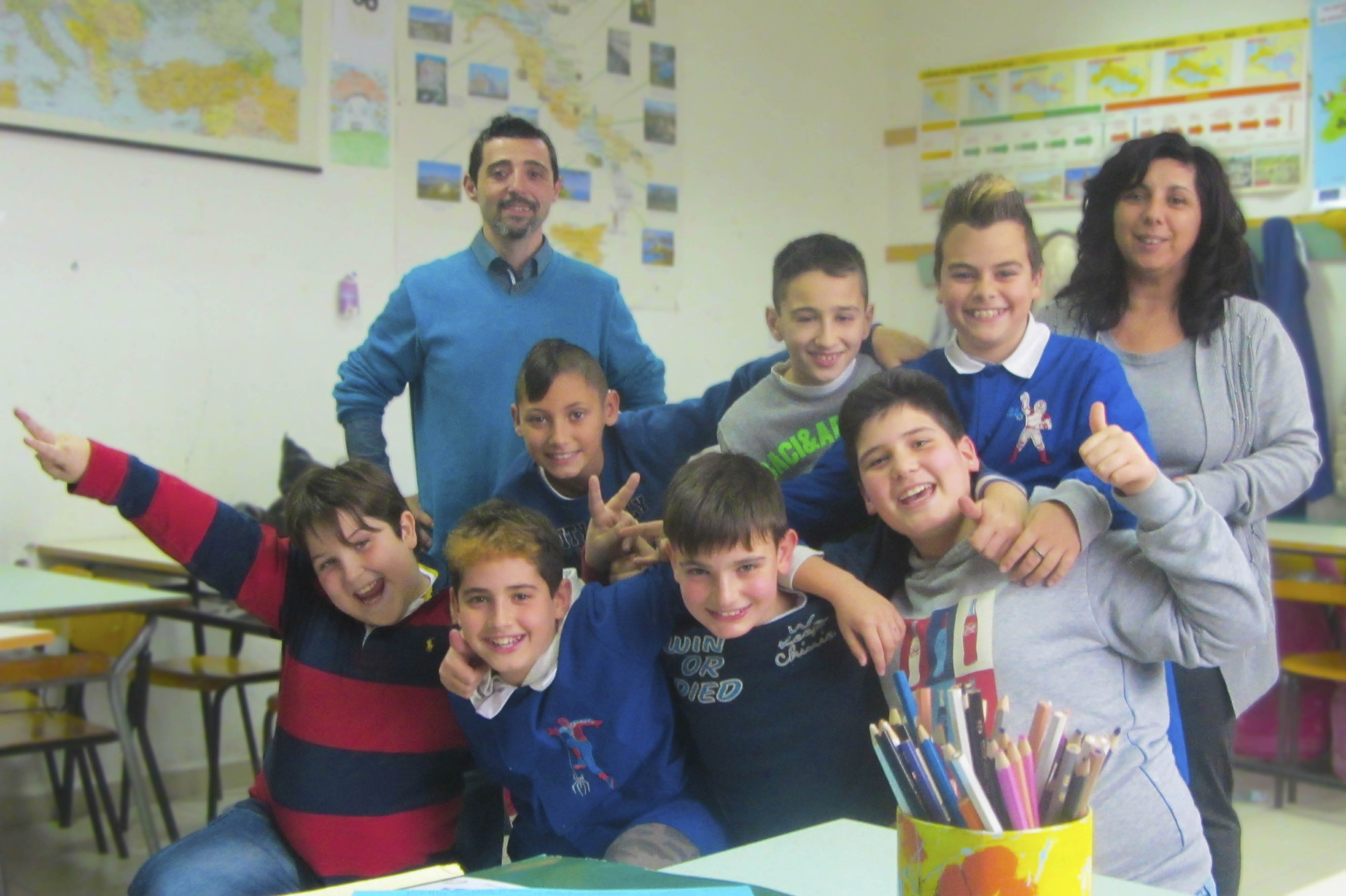 Benedict School Pomigliano d'Arco @ Somma12