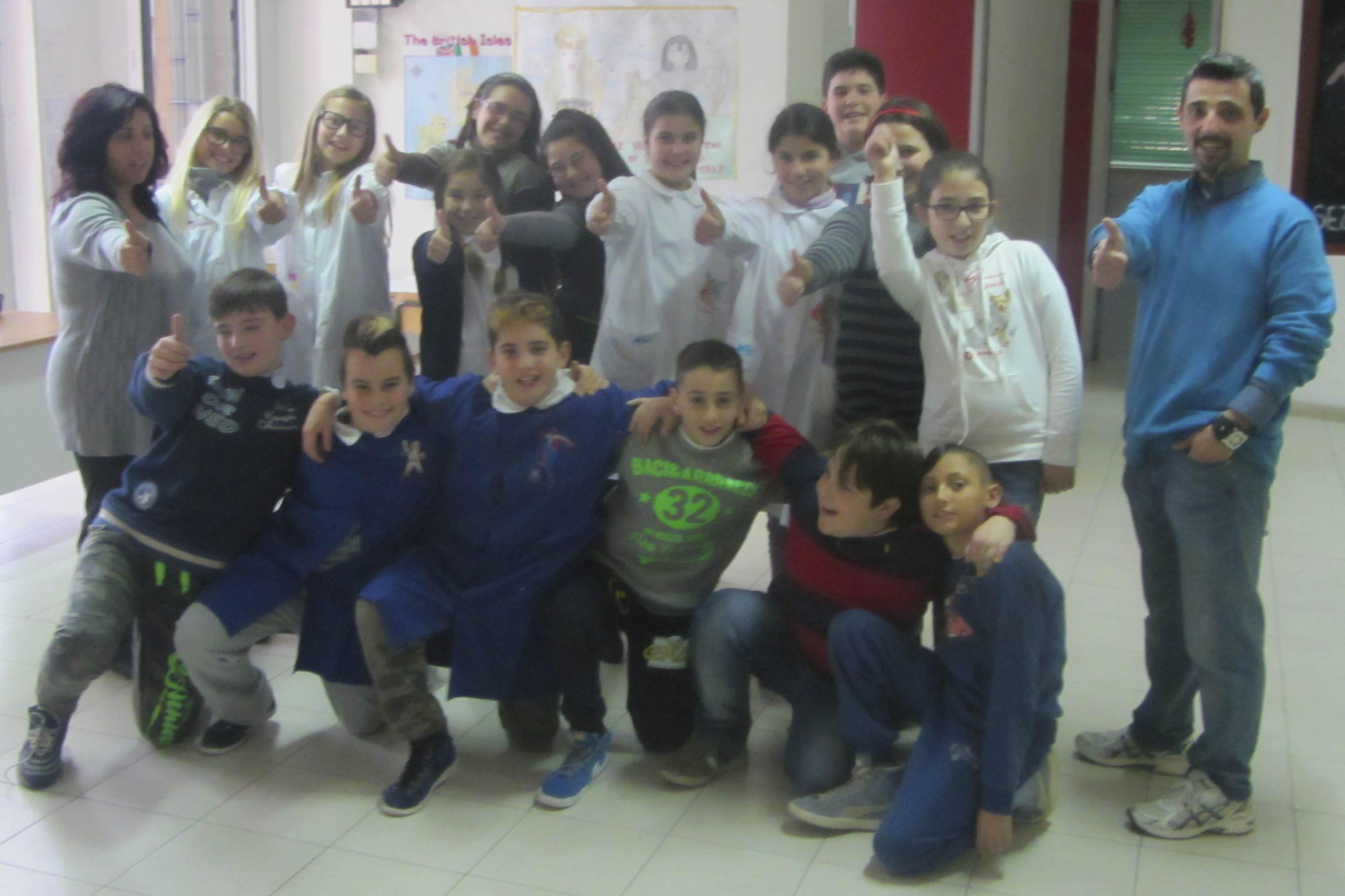 Benedict School Pomigliano d'Arco @ Somma13