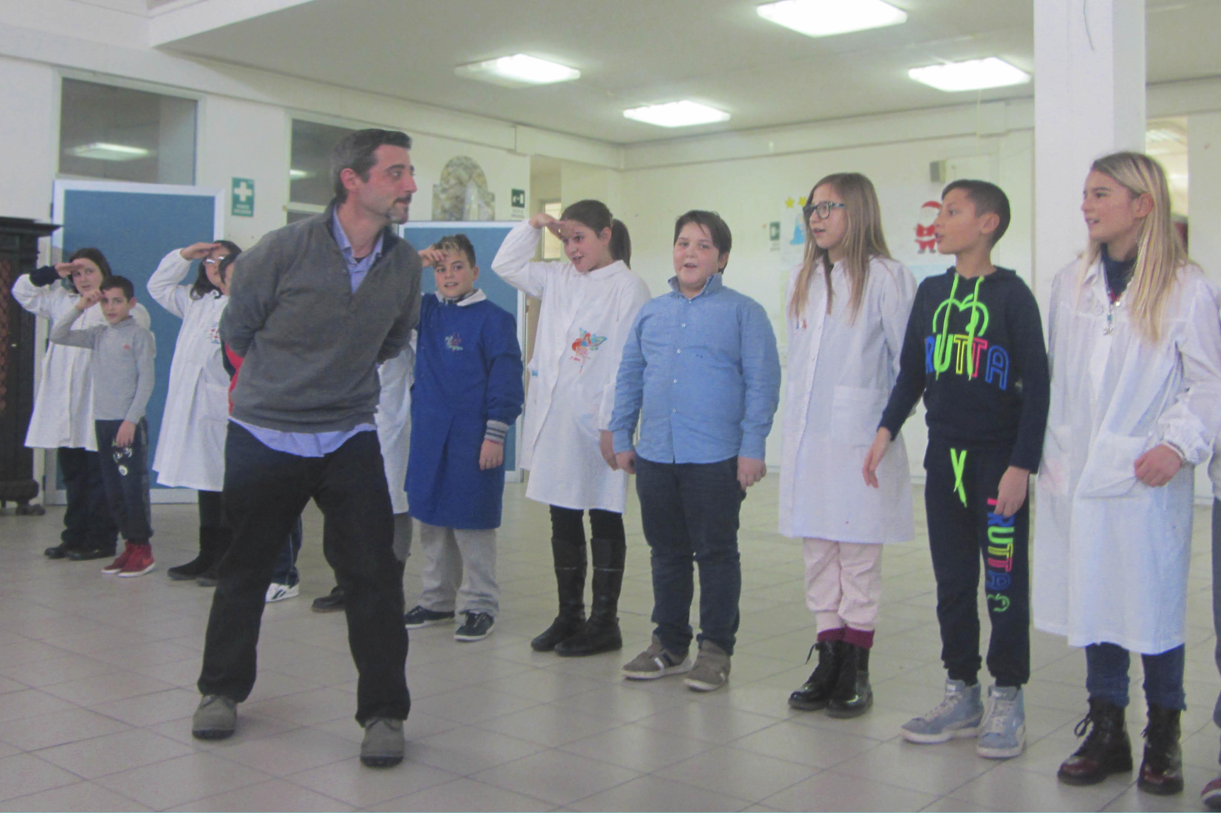 Benedict School Pomigliano d'Arco @ Somma28