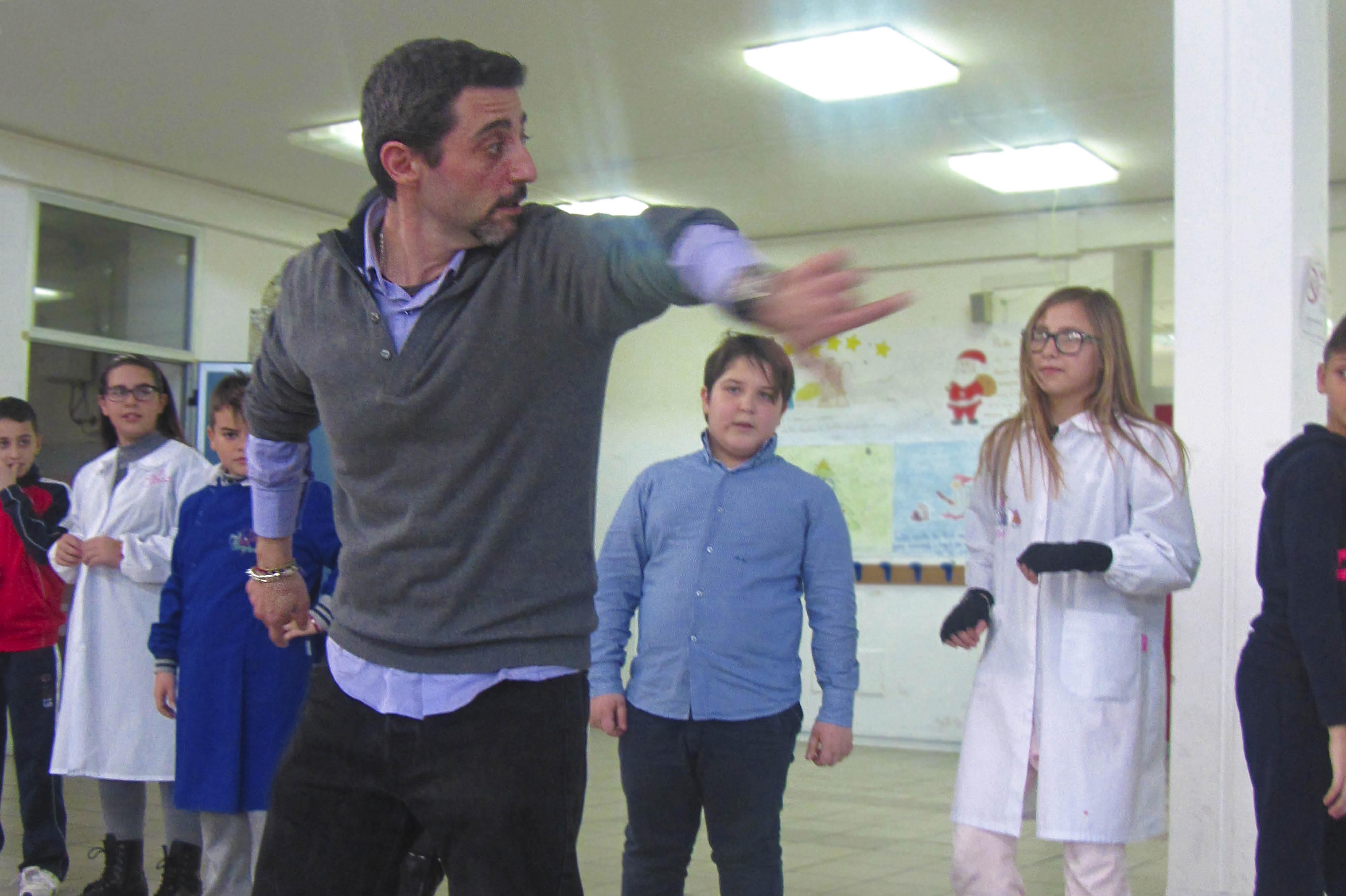 Benedict School Pomigliano d'Arco @ Somma32